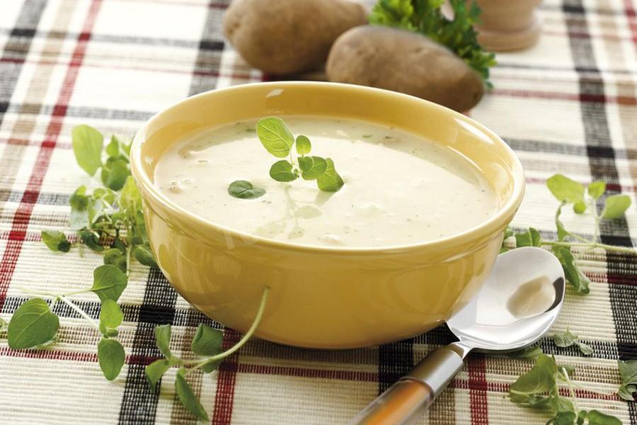 Суп затирка