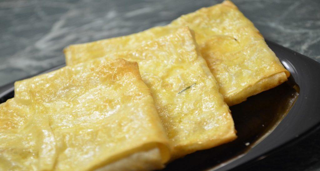 Ленивые хачапури из лаваша