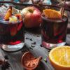 Глинтвейн из домашнего вина