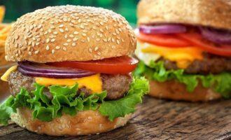 Классический бургер рецепт