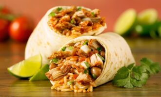 мексиканское буррито рецепты